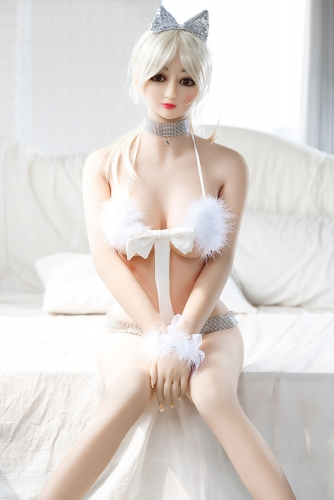 Amaya blonde sex doll Small Breast  5.18ft 158cm No.H1734